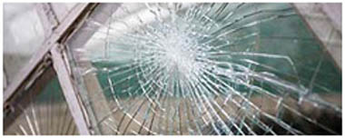 Orpington Smashed Glass